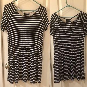 Market & Spruce Striped Dress